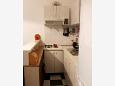 Kitchen - Apartment A-1008-a - Apartments Pisak (Omiš) - 1008