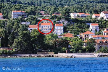 Property Orebić (Pelješac) - Accommodation 10080 - Apartments with pebble beach.
