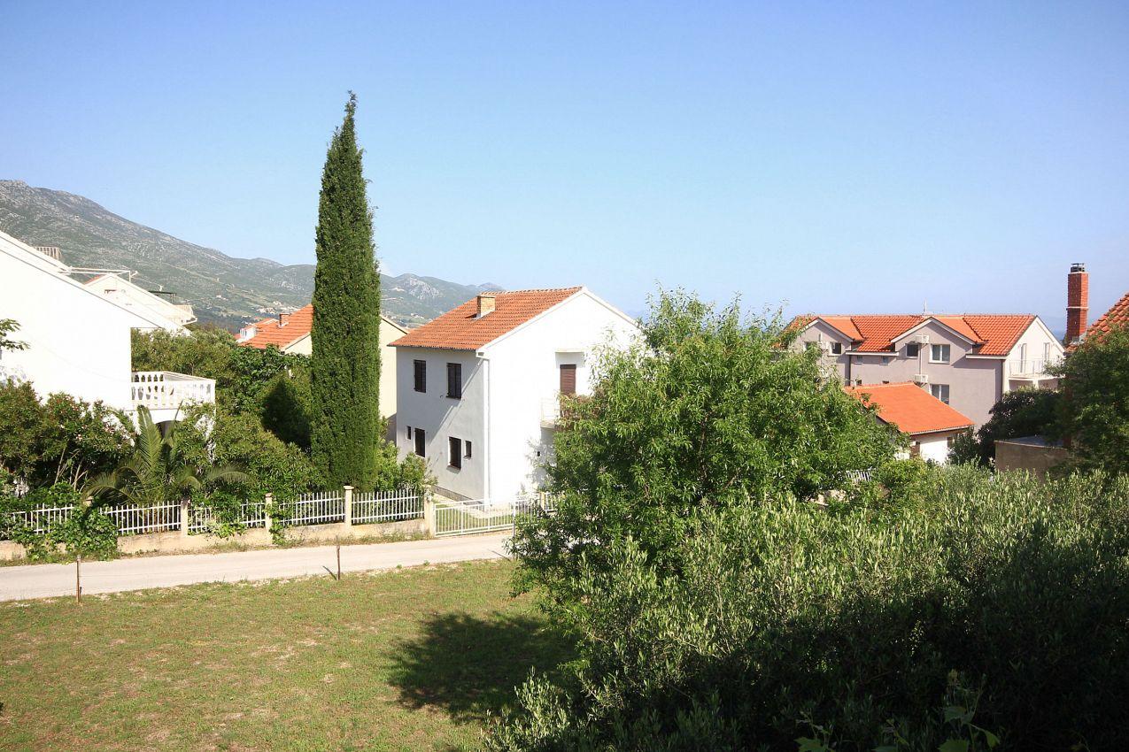 Štúdio s parkoviskom v meste Orebić - 10082