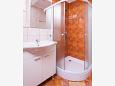 Bathroom 1 - Apartment A-1010-a - Apartments Pisak (Omiš) - 1010