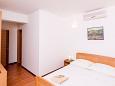 Pisak, Bedroom 1 u smještaju tipa apartment, dostupna klima i WIFI.