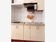Kitchen - Apartment A-1010-c - Apartments Pisak (Omiš) - 1010