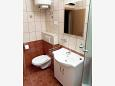 Bathroom - Apartment A-1010-c - Apartments Pisak (Omiš) - 1010