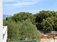 Balcony - view - Studio flat AS-10127-b - Apartments Drače (Pelješac) - 10127