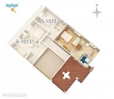 Apartment A-10131-b - Apartments Trpanj (Pelješac) - 10131