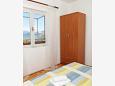 Bedroom 1 - Apartment A-10134-a - Apartments Žuronja (Pelješac) - 10134