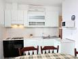 Kitchen - Apartment A-1014-a - Apartments Pisak (Omiš) - 1014