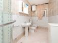 Bathroom - House K-10162 - Vacation Rentals Orebić (Pelješac) - 10162