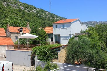 Property Orebić (Pelješac) - Accommodation 10165 - Vacation Rentals with pebble beach.