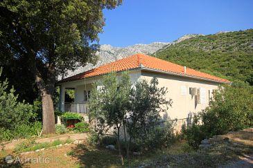 Property Orebić (Pelješac) - Accommodation 10171 - Apartments with pebble beach.