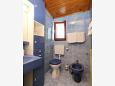 Bathroom - Apartment A-10181-b - Apartments and Rooms Lovište (Pelješac) - 10181