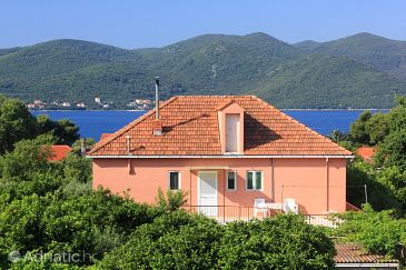 Property Viganj (Pelješac) - Accommodation 10186 - Apartments near sea with pebble beach.