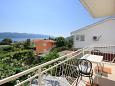 Balcony - Studio flat AS-10188-b - Apartments Viganj (Pelješac) - 10188
