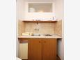 Kitchen - Studio flat AS-10188-b - Apartments Viganj (Pelješac) - 10188