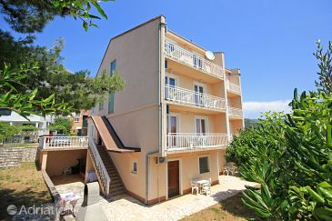 Property Orebić (Pelješac) - Accommodation 10192 - Apartments and Rooms with pebble beach.