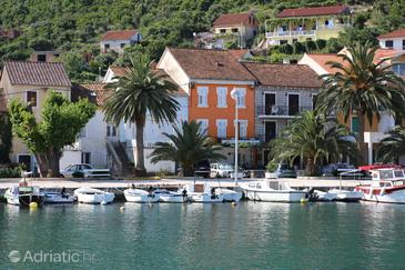Property Trpanj (Pelješac) - Accommodation 10216 - Apartments near sea with pebble beach.