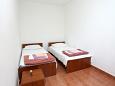Blaževo, Bedroom 2 u smještaju tipa apartment, dostupna klima i dopusteni kucni ljubimci.