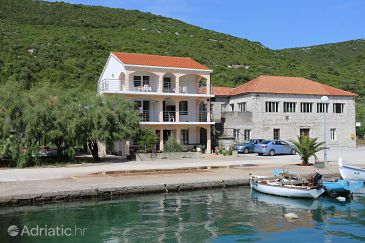 Property Brijesta (Pelješac) - Accommodation 10223 - Apartments near sea with pebble beach.