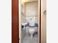 Mastrinka, Toilet u smještaju tipa apartment, dopusteni kucni ljubimci i WIFI.