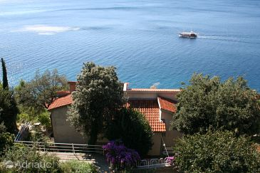 Property Stanići (Omiš) - Accommodation 1028 - Apartments near sea with pebble beach.