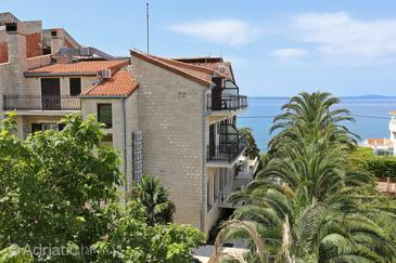 Property Podstrana (Split) - Accommodation 10302 - Apartments and Rooms near sea with pebble beach.