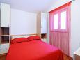 Bedroom 1 - Apartment A-10307-a - Apartments Zečevo Rtić (Rogoznica) - 10307