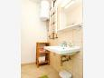 Bathroom 1 - Apartment A-1031-a - Apartments Stanići (Omiš) - 1031