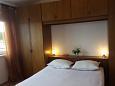 Stanići, Bedroom 1 u smještaju tipa apartment, WIFI.