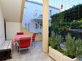 Terrace - Apartment A-10329-b - Apartments Promajna (Makarska) - 10329