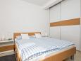 Marušići, Bedroom u smještaju tipa apartment, dostupna klima i WIFI.