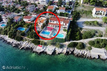 Property Seget Vranjica (Trogir) - Accommodation 10336 - Vacation Rentals near sea.