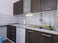 Kitchen - Studio flat AS-10340-a - Apartments Arbanija (Čiovo) - 10340