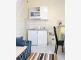 Kitchen - Studio flat AS-10348-a - Apartments Podstrana (Split) - 10348