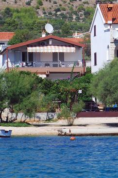 Property Grebaštica (Šibenik) - Accommodation 10366 - Apartments near sea with pebble beach.