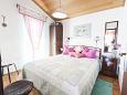 Seget Vranjica, Bedroom 1 u smještaju tipa apartment, dopusteni kucni ljubimci i WIFI.