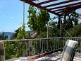 Terrace - view - Apartment A-1037-a - Apartments Seget Vranjica (Trogir) - 1037