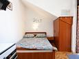 Ražanj, Bedroom u smještaju tipa studio-apartment, WIFI.