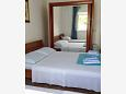 Bedroom 1 - Apartment A-1048-a - Apartments Zavode (Omiš) - 1048