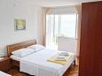 Bedroom 2 - Apartment A-1048-b - Apartments Zavode (Omiš) - 1048