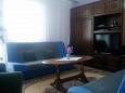 Marina, Living room u smještaju tipa apartment, WIFI.