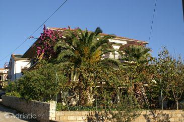 Property Okrug Gornji (Čiovo) - Accommodation 1073 - Apartments near sea with pebble beach.