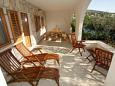 Terrace 1 - House K-1076 - Vacation Rentals Mavarštica (Čiovo) - 1076