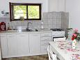 Kitchen - Apartment A-1081-a - Apartments Bušinci (Čiovo) - 1081