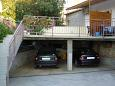 Parking lot Marina (Trogir) - Accommodation 1088 - Apartments with pebble beach.
