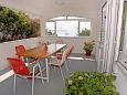 Hvar, Hvar, Courtyard 109 - Apartments and Rooms with pebble beach.