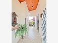 Rogoznica, Hallway u smještaju tipa apartment, dostupna klima, dopusteni kucni ljubimci i WIFI.
