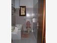 Bathroom - Apartment A-1100-a - Apartments Slatine (Čiovo) - 1100