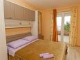 Bedroom 2 - Apartment A-11007-c - Apartments Veliko Brdo (Makarska) - 11007