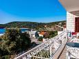 Balcony - Apartment A-1101-b - Apartments Kanica (Rogoznica) - 1101