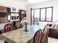Dining room - Apartment A-1101-b - Apartments Kanica (Rogoznica) - 1101